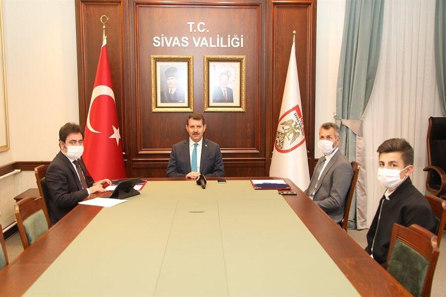 Sivas İl Müdürlüğümüz İşbaşı Eğitim Programı Protokolü İmzaladı