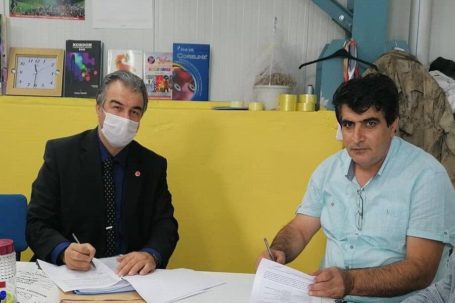 Ardahan'da Mesleki Eğitim Kursları Devam Ediyor