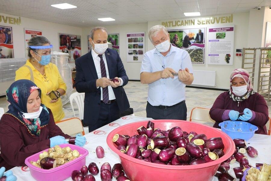 Gaziantep İl Müdürlüğümüz Ev Hanımlarına İş İmkanı Sunuyor