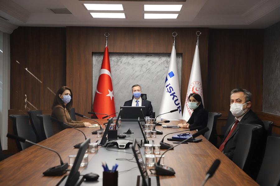 Genel Müdürümüz Bekir Aktürk 81 İl Müdürlüğümüzün Yöneticileriyle Görüştü