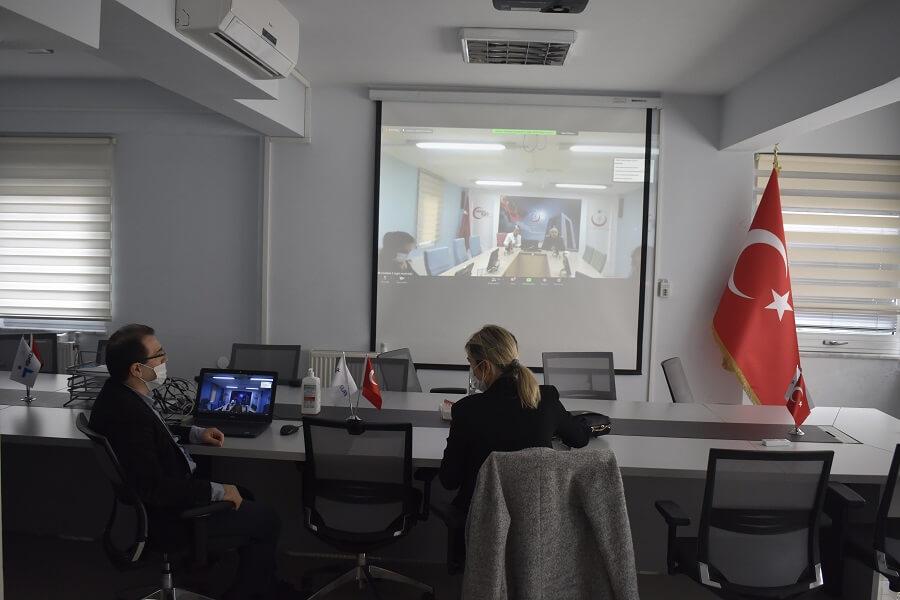 Çanakkale'de Online İşveren Bilgilendirme Toplantısı Yapıldı