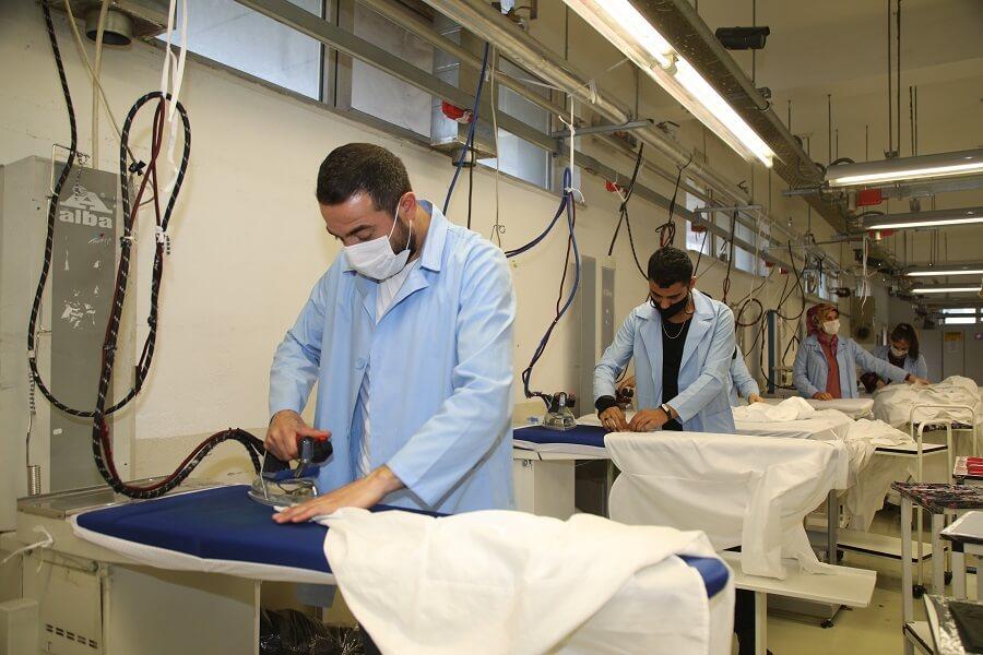 Sivas'ta İşbaşı Eğitim Programları Başlattık