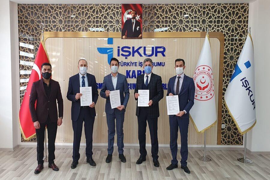 Kars'ta MEGİP Protokolü İmzaladık