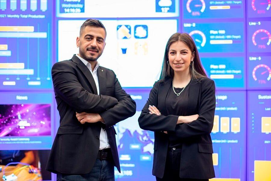 İŞKUR ile Türkiye'nin İlk İşitme Engelli Ürün Tasarımcısı Oldular