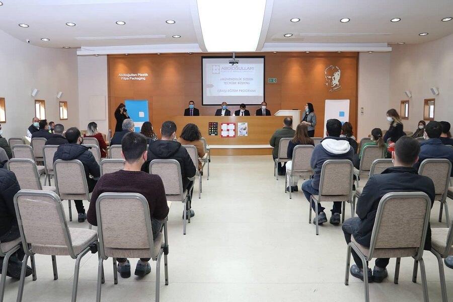 Adana'da Yeni Mezun Mühendis İstihdam Projesi Başlattık