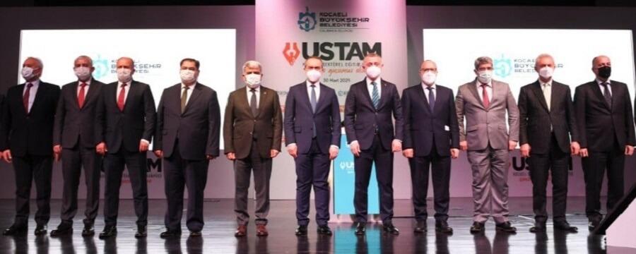 Ustam Kocaeli Projesi Tanıtım Toplantısı Gerçekleştirildi