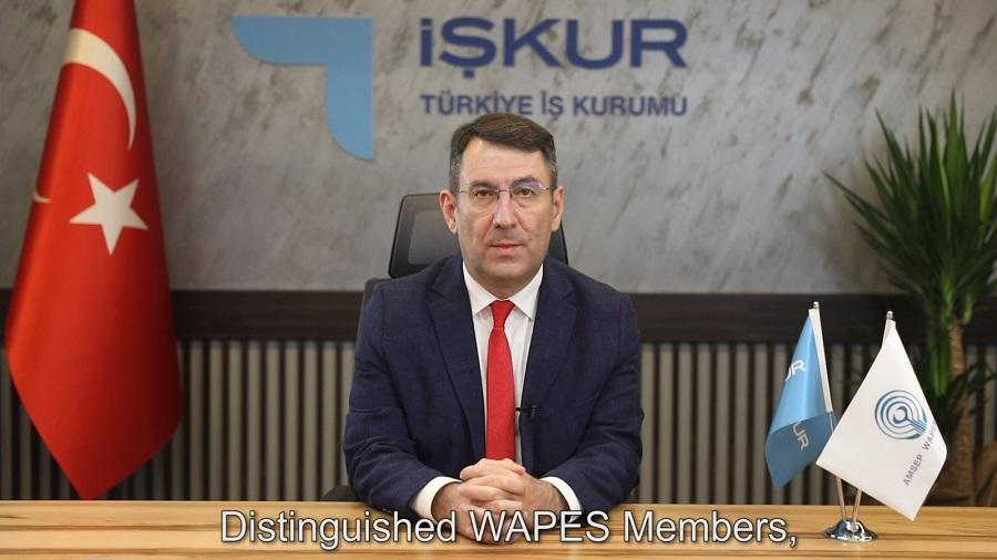 """Azerbaycan Ve Türkiye Ortaklığında """"Pandemi Sonrası Dönemde Kariyer Gelişimi Ve Başlıca Tercihler"""" Çalıştayı Gerçekleştirildi"""